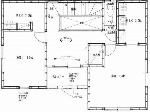 中古住宅 山形市嶋北【築9年一戸建て】